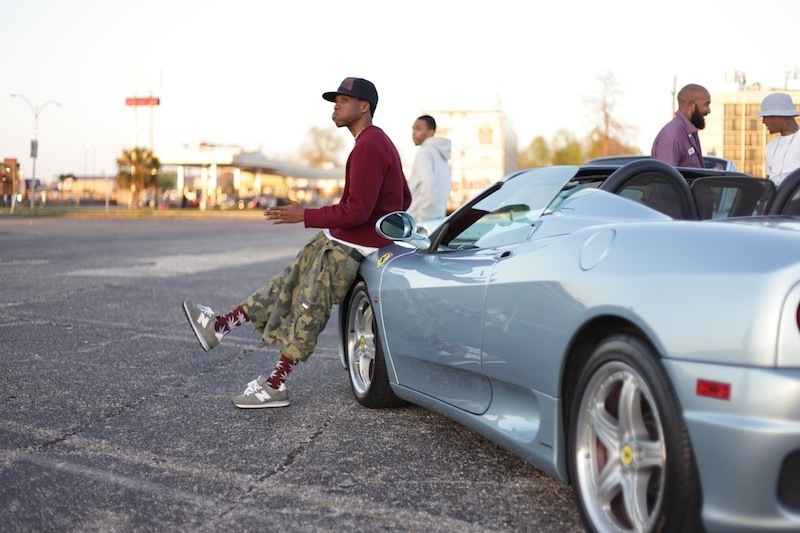 Curren$y – Corvette Doors