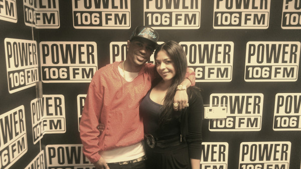 interview big sean bigsean on power 106 los angeles w