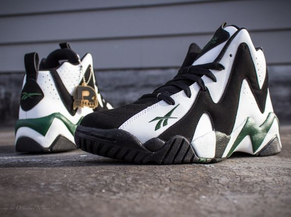 "f9a43bcb946 Shoe Of The Day  Reebok Kamikaze II ""OG Sonics"" Release (L.A. Sneakers)"