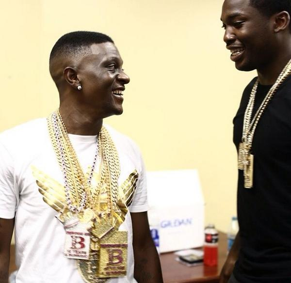 Audio: Meek Mill ft. Lil Boosie – Fuck U Mean