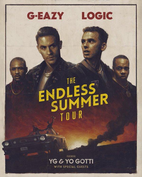 G Eazy Logic Announces The Endless Summer Tour News