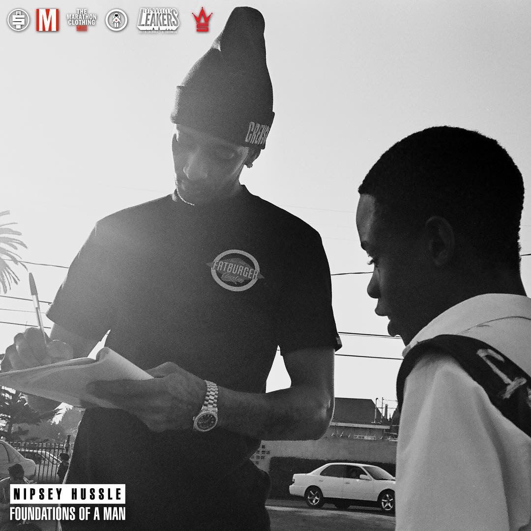 Download MP3 Nipsey Hussle ft Rick Ross Mark My Words t