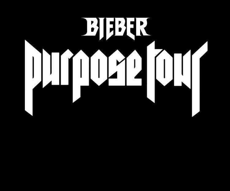 Justin Bieber Tour Name