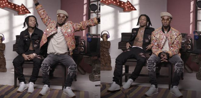 """d322b48a9ab1c Rae Sremmurd Say They Don t Like Being Called """"Rappers"""" In Reebok s ..."""