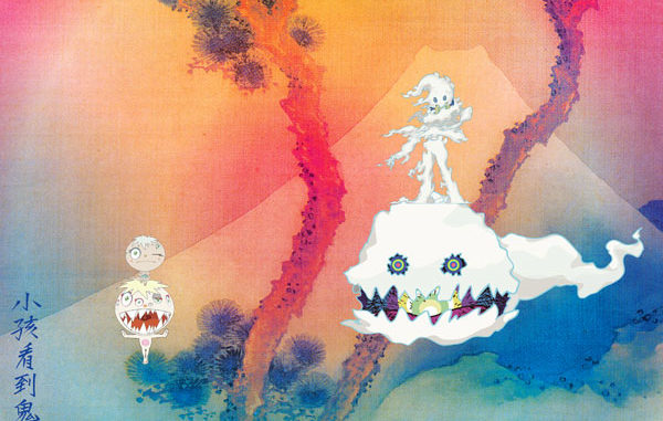 9e3c67e4 Kanye West & Kid Cudi Release Their Collaborative 'Kids See Ghosts' Album  [STREAM]